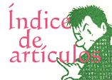 Índice relato Gustavo A. Leyton Herrera