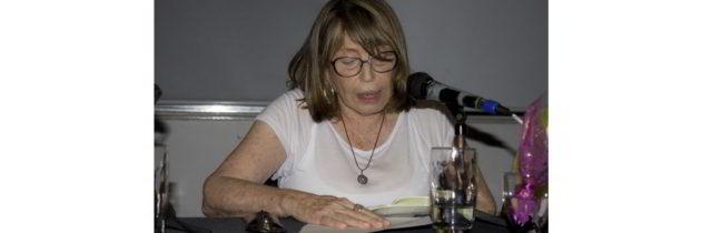 Estela Barrenechea y los murmullos que quedan en lo más íntimo de cada uno