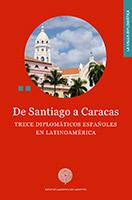 Portada libro De Santiago a Caracas