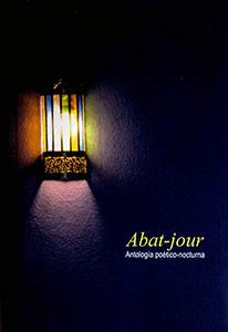 Portada poemario Abat-jour