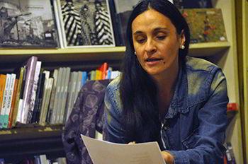 Alejandra Méndez Bujonok (foto por Julieta Eseverri)
