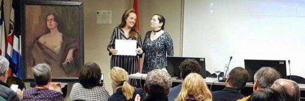 XII Concurso Literario Ángel Ganivet · Entrega de premios
