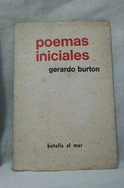 Poemas iniciales