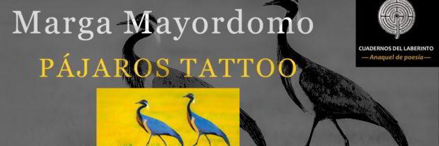 Pájaros tattoo
