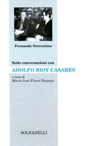 Portada Conversaciones con Adolfo Bioy Casares