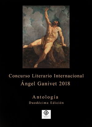 Portada Antología Ángel Ganivet 2018