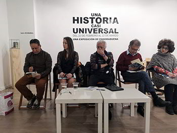 Festival marzo poetas Granada