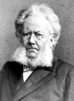 Artículo Bello intento Henrik Ibsen