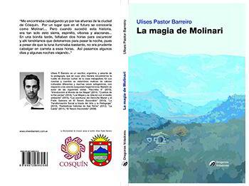 La magia de Molinari Libro relatos