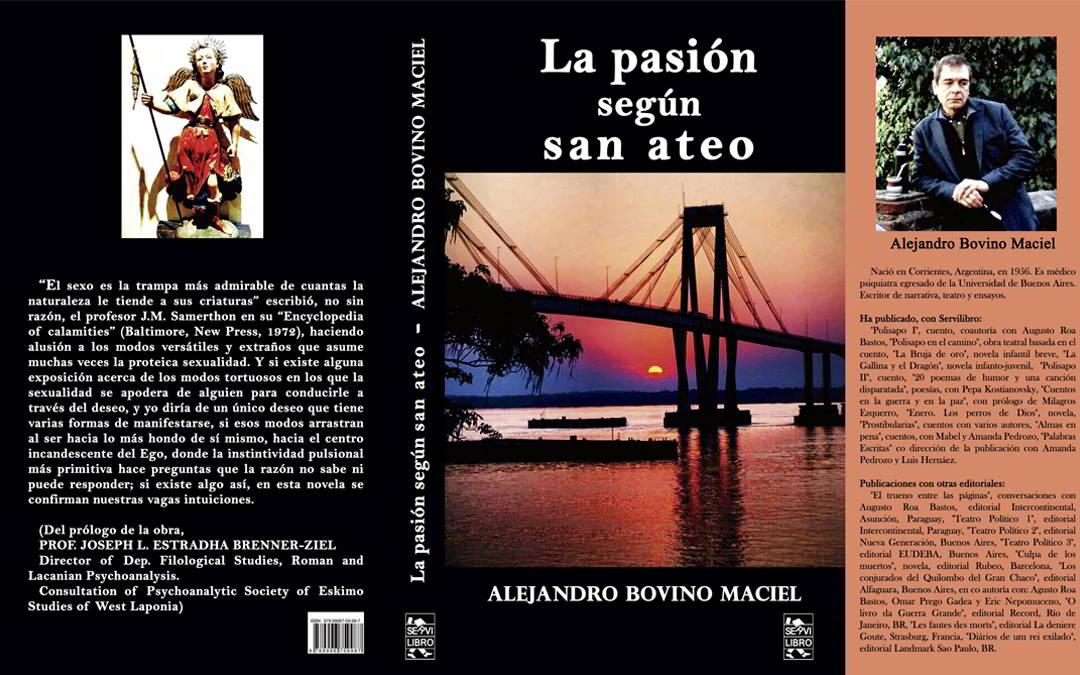 La pasión según san ateo Alejandro Bovino