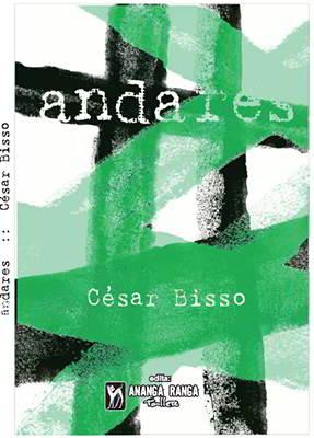 Tapa poemario Andares César Bisso