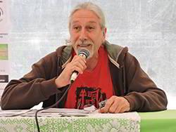 Rubén Sacchi intervención pública