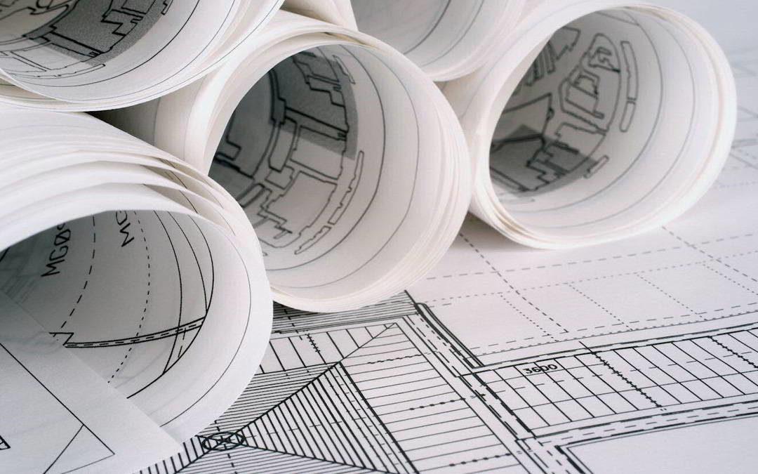 Bocetos de arquitectura y diseño