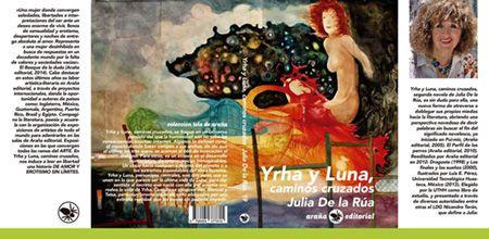 Yrha y Luna, caminos cruzados, de Julia de la Rúa
