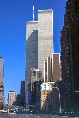 Manuel Chaves Nogales Torres Gemelas, Nueva York