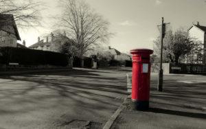 Una postal en espera