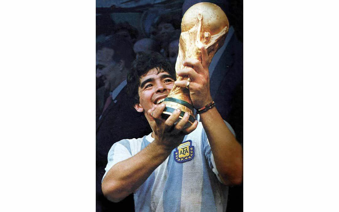 Vivir sin Maradona