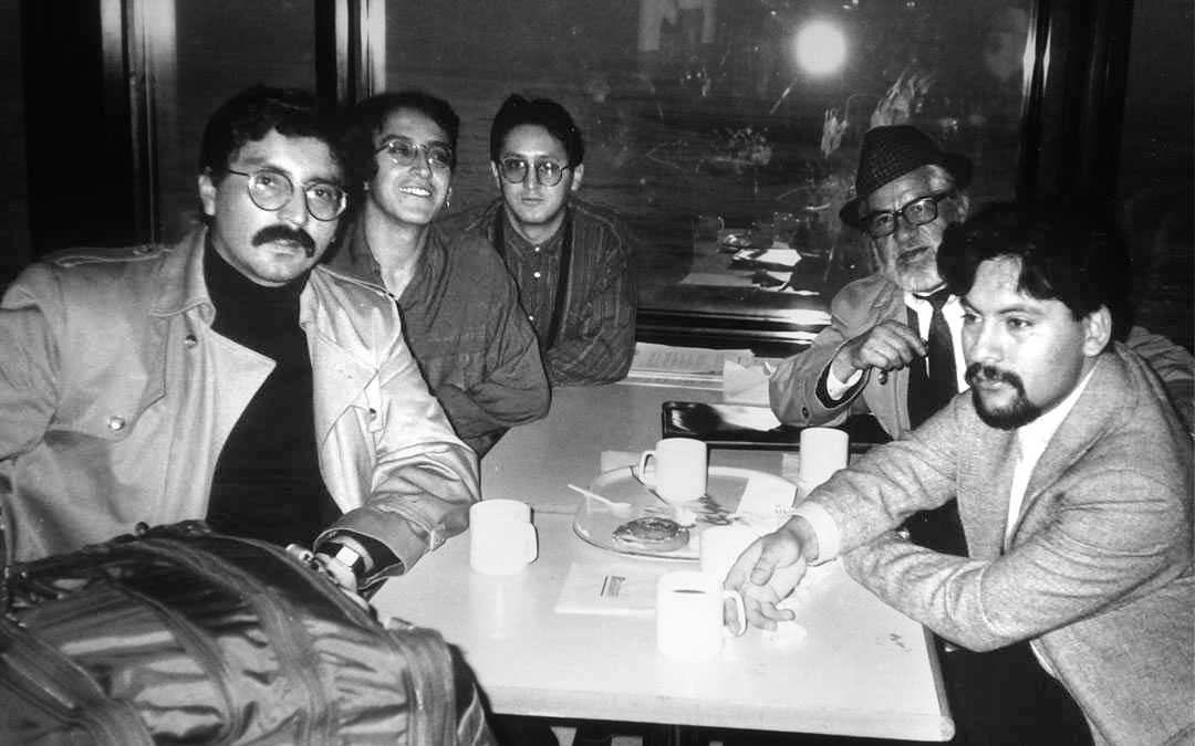 Recuerdos de un encuentro literario