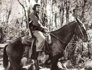 Che Guevara en las villas