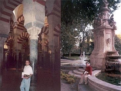 Manuel Lozano, en Córdoba